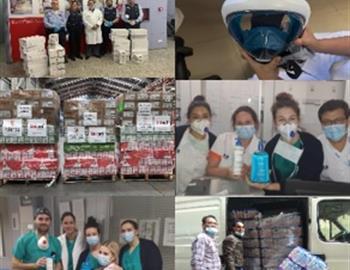 colaboradores hm hospitales en crisis covid