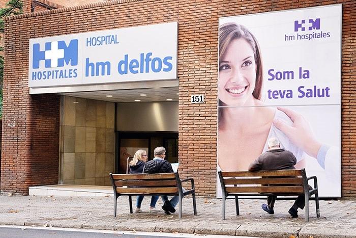 hospital hm delfos