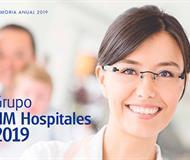 NP Memoria anual HM Hospitales 2019