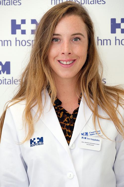 Dra. Beatriz Chavarría | HM CINAC Barcelona