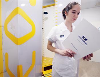 NP Escàner Vertical EOS pacients pediàtrics