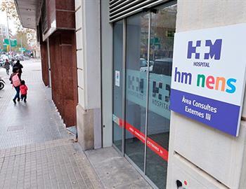 NP Acreditació MIR i EIR HM Nens Barcelona