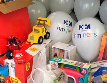 NP Campanya Recollida joguines