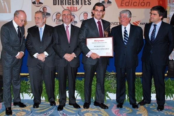 HM Hospitales premios dirigentes