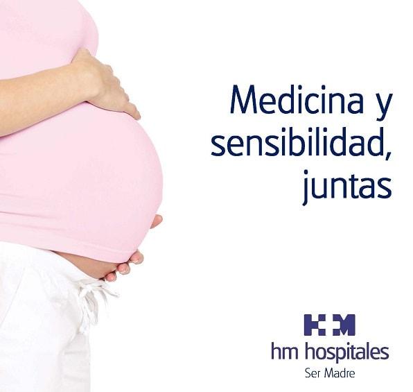 ser madre en hm hospitales
