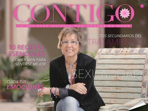 app cáncer de mama