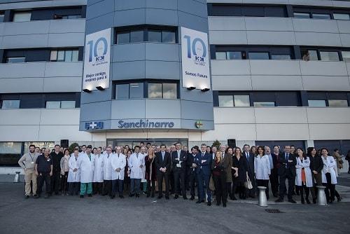 El hospital universitario hm sanchinarro y hm ciocc celebran su 10 aniversario - Hospital puerta del sur telefono gratuito ...