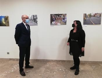 Imágenes periodísticas de la pandemia en León