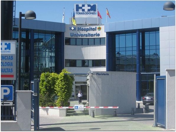 Centros sanitarios privados HM Hospitales