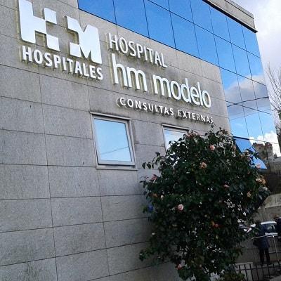 Fachada Hospital Nuevo Modelo