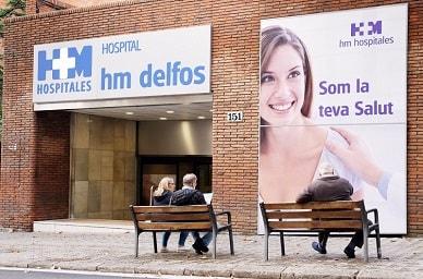 Hospital Delfos Barcelona