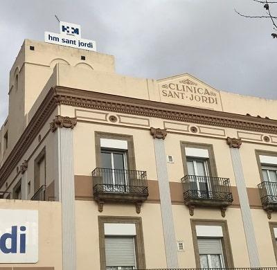 Hospital barcelona sant jordi