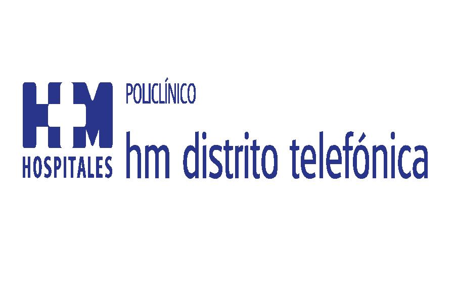 Fachada Policlínico Telefónica