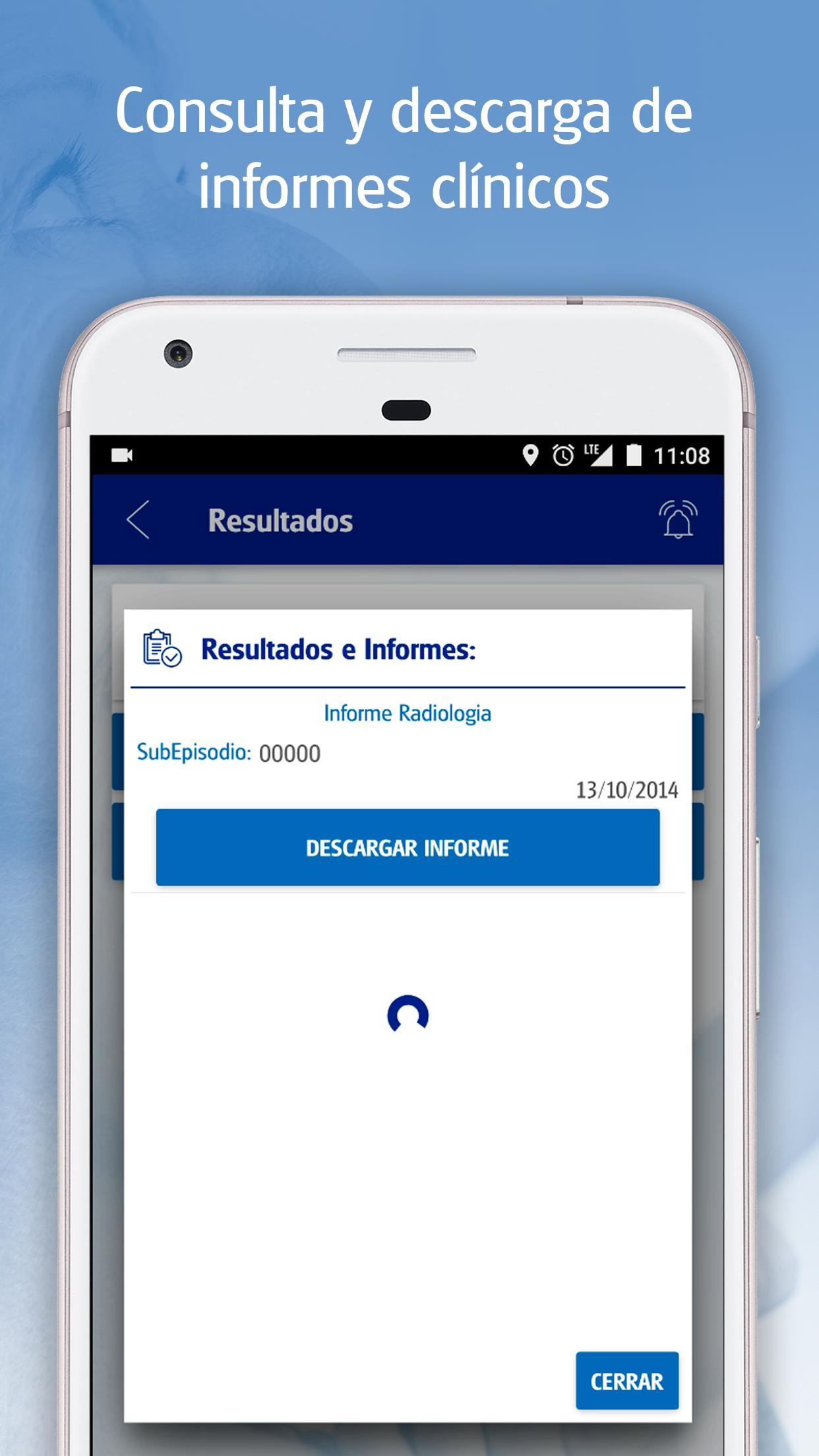 aplicación móvil para pedir cita con tu médico