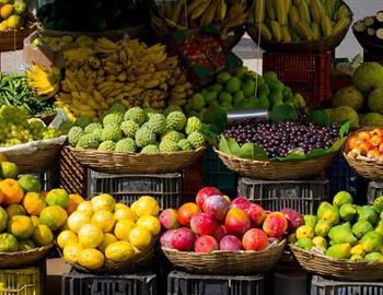verduras y frutas en tu dieta